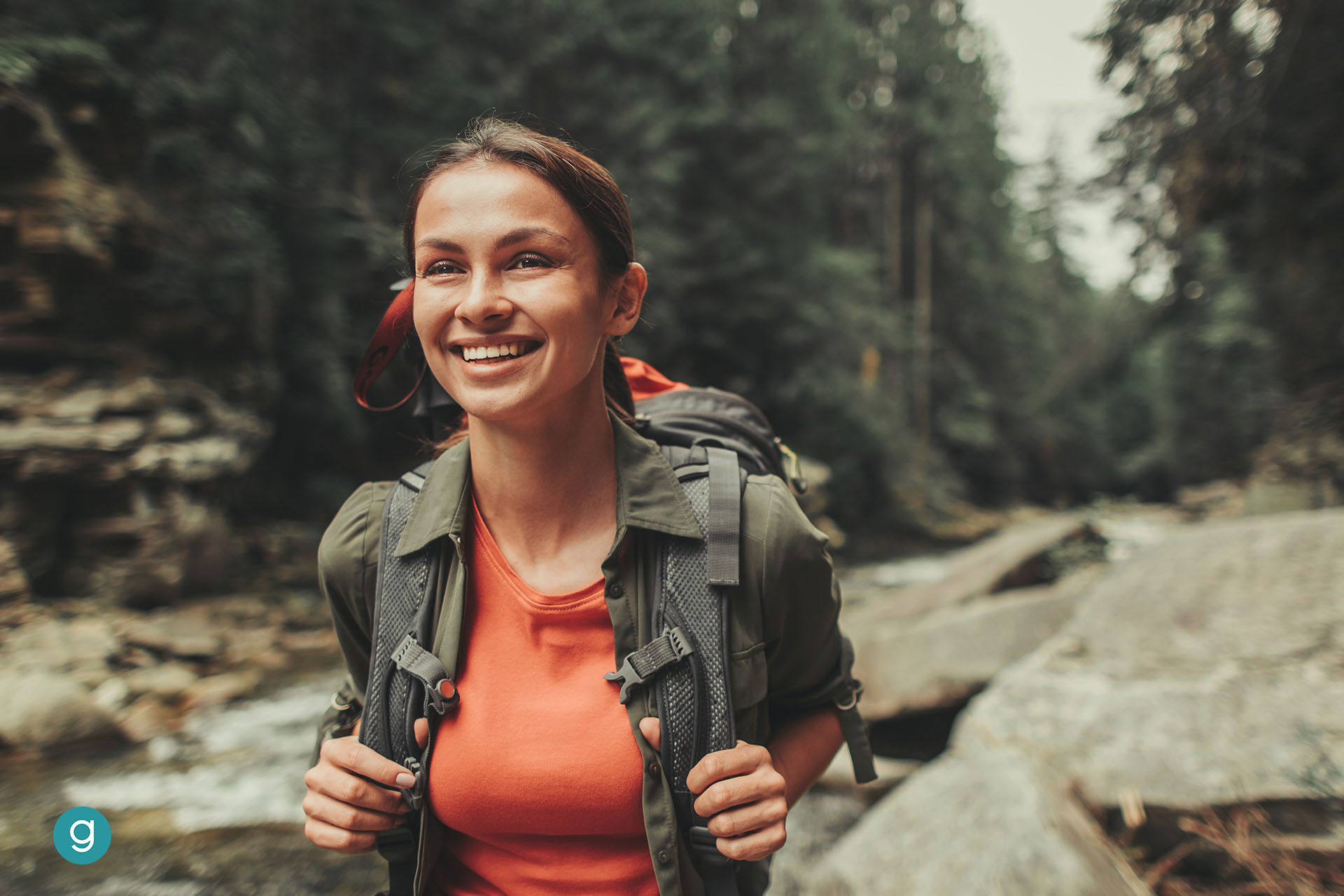 Link to Women's Hike page